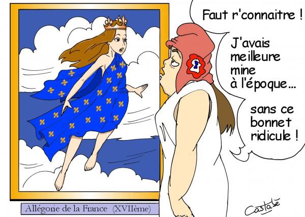 castabe-20-allegorie de la france