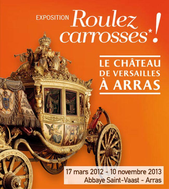 Roulez carrosses arras sortie le 14 septembre - Le comptoir des arts saint paul trois chateaux ...