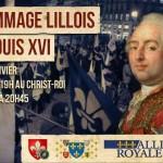 Les royalistes unis pour le 21 janvier