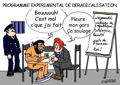 Castabé - Déradicalisation en prison