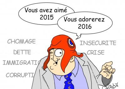 Castabé - Vous avez aimé 2015