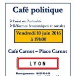 Café Politique Lyon