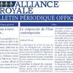 BPO Alliance Royale: Juillet-Aout