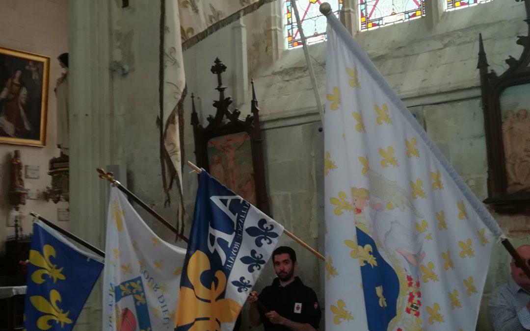 La Délégation du Val-de-Loire fête Jeanne d'Arc