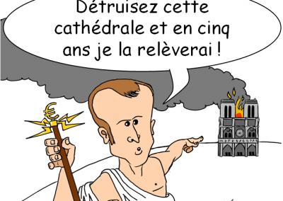Castabé - Détruisez cette cathédrale