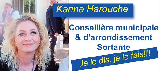 Une candidate à Marseille